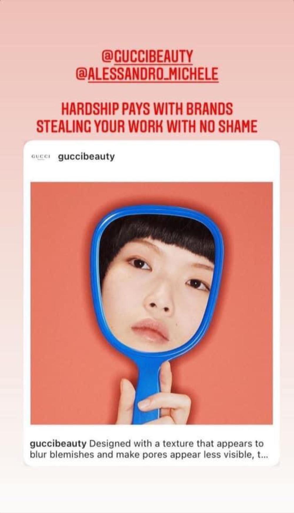Gucci bị cáo buộc đạo nhái ý tưởng của nhiếp ảnh gia người Việt, nhãn hàng không xin lỗi Ảnh 1
