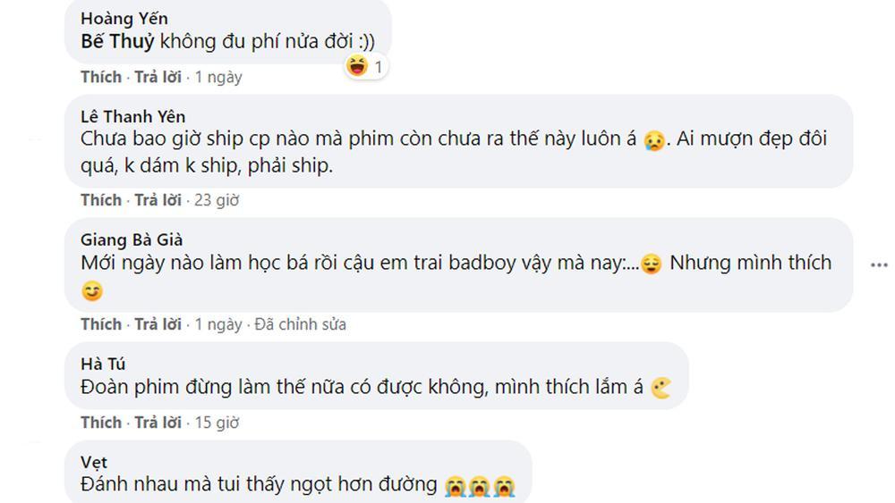 Vương An Vũ bị Phạm Thừa Thừa đánh bất động, fan hào hứng: Đánh nhau nhưng lại ngọt hơn đường Ảnh 7