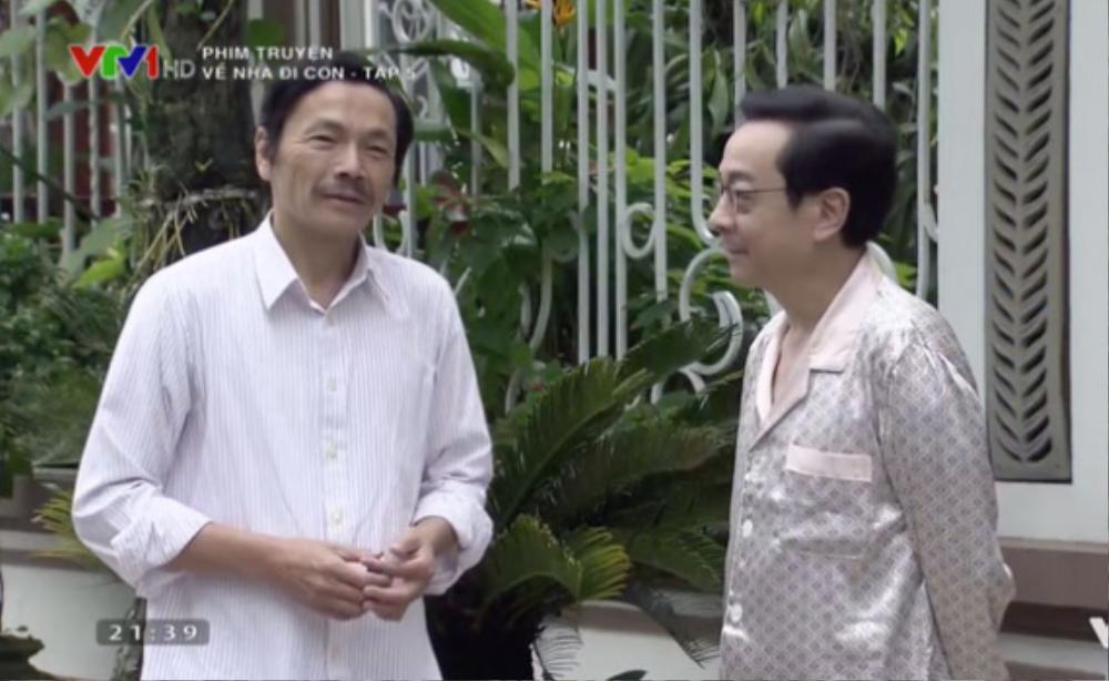 Nghệ sĩ Trung Anh đảm nhân vai của NSND Hoàng Dũng trong 'Trở về giữa yêu thương' Ảnh 4