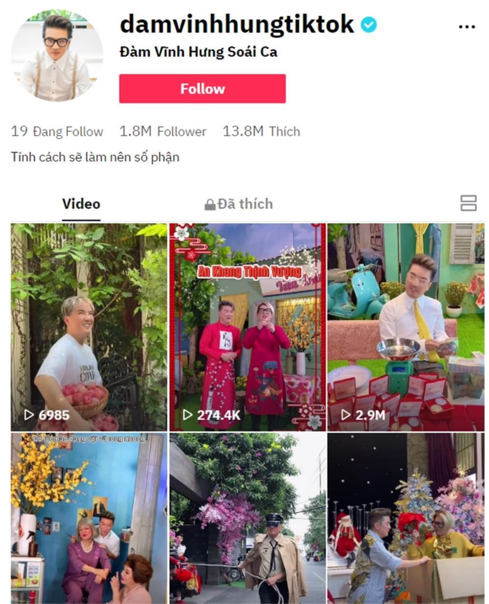 1 tuần lập TikTok, Hoài Linh hốt 100 triệu view, bỏ xa Sơn Tùng - Hương Giang: Đẳng cấp danh hài quốc dân Ảnh 3