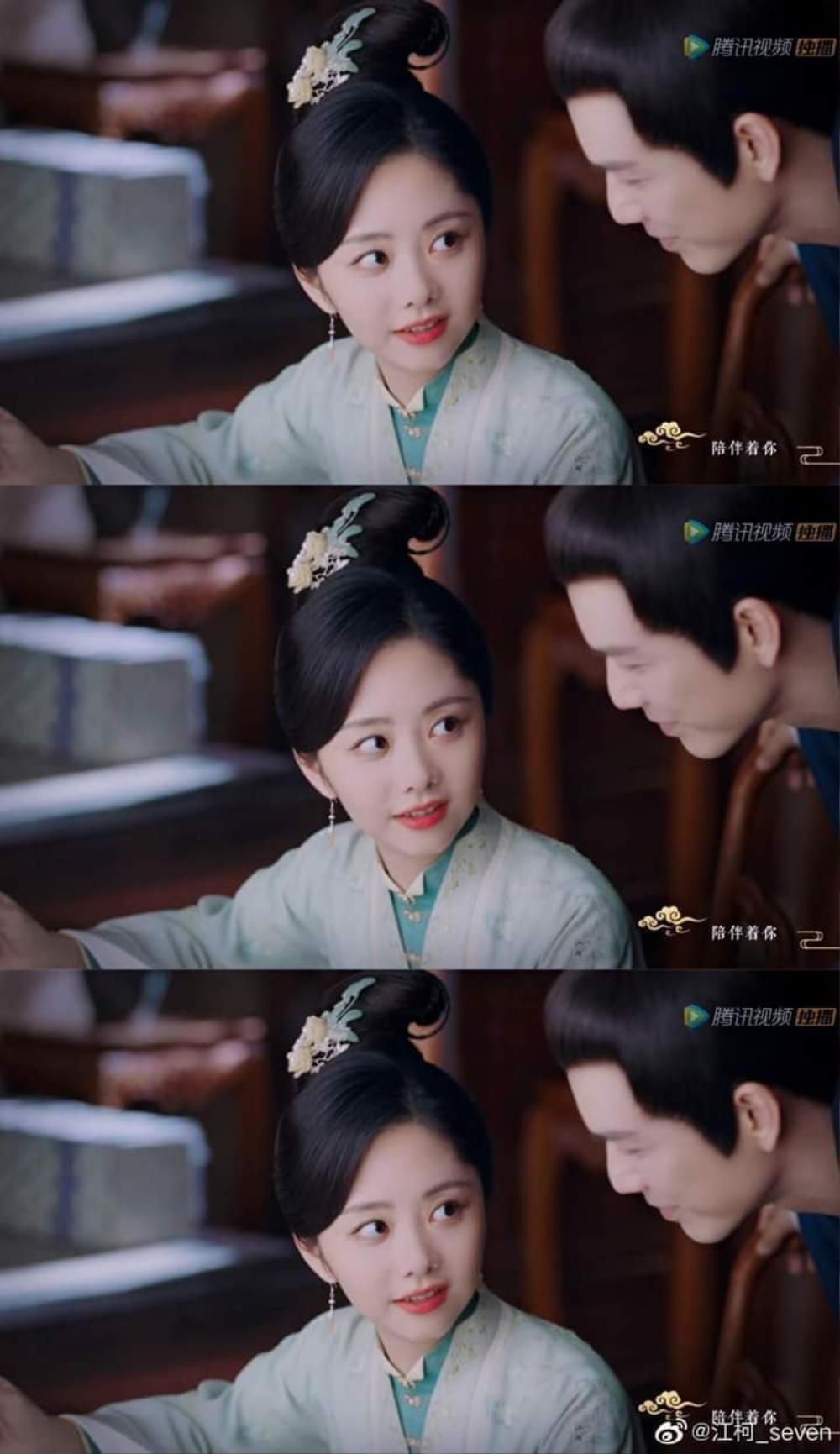 Chung Hán Lương - Đàm Tùng Vận lộ cảnh thân mật trên giường ở phim mới, Vương Nhất Bác bị réo tên Ảnh 4