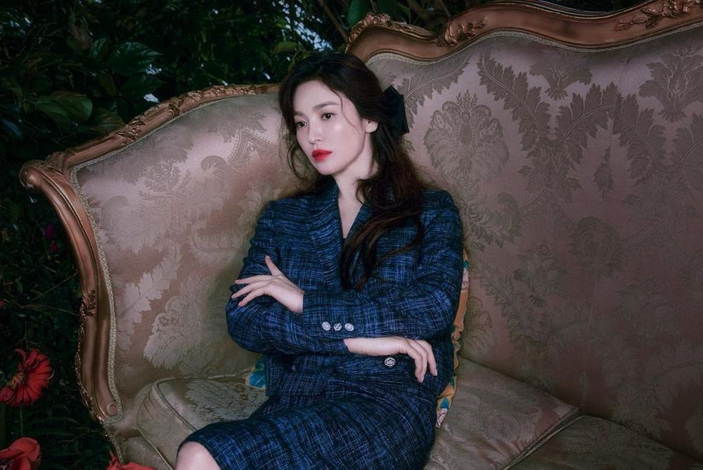'Vợ chồng' Song Hye Kyo - Song Joong Ki đọ sắc: 'Em không là nàng thơ, anh cũng không là nhạc sĩ mộng mơ' Ảnh 4