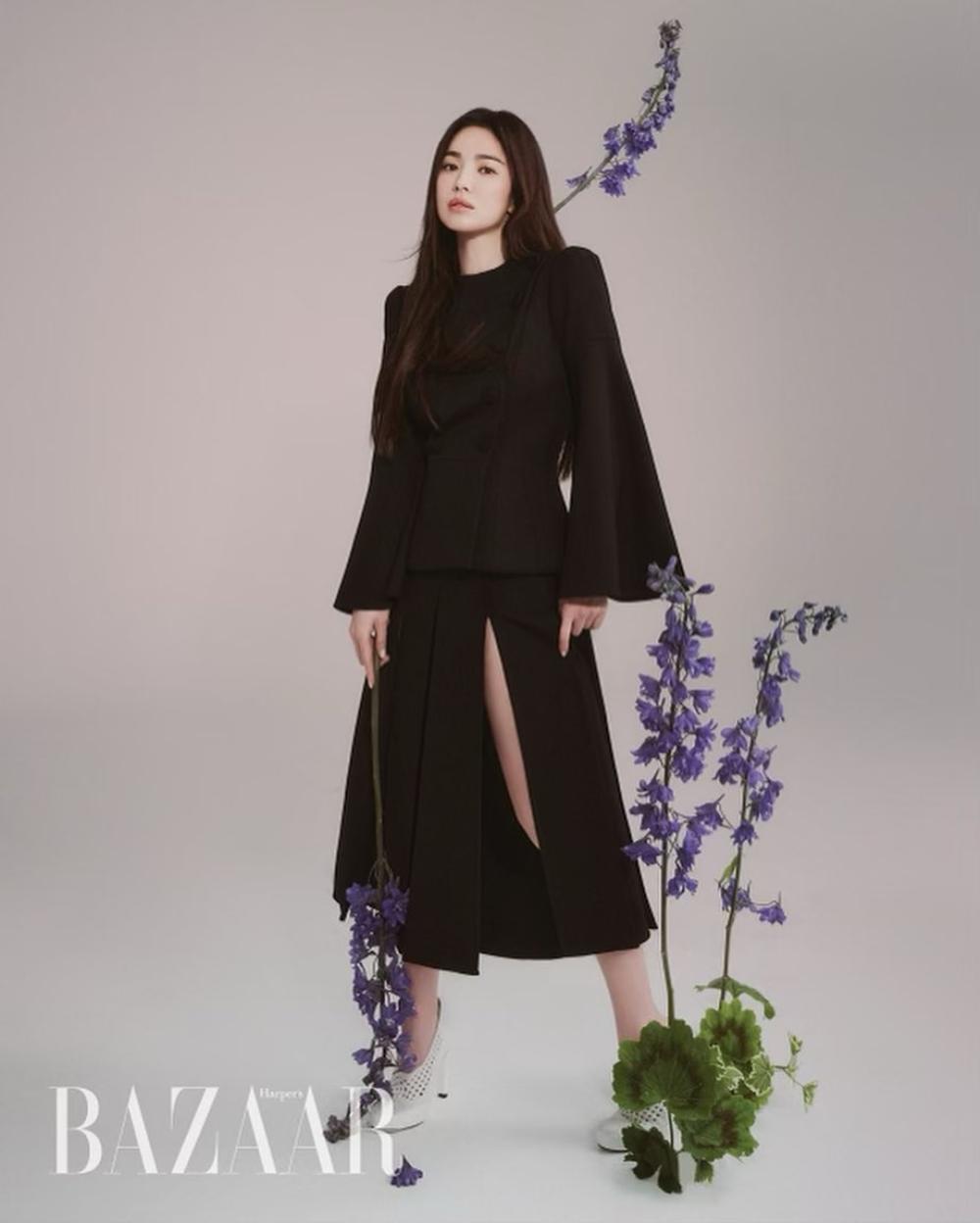 'Vợ chồng' Song Hye Kyo - Song Joong Ki đọ sắc: 'Em không là nàng thơ, anh cũng không là nhạc sĩ mộng mơ' Ảnh 5