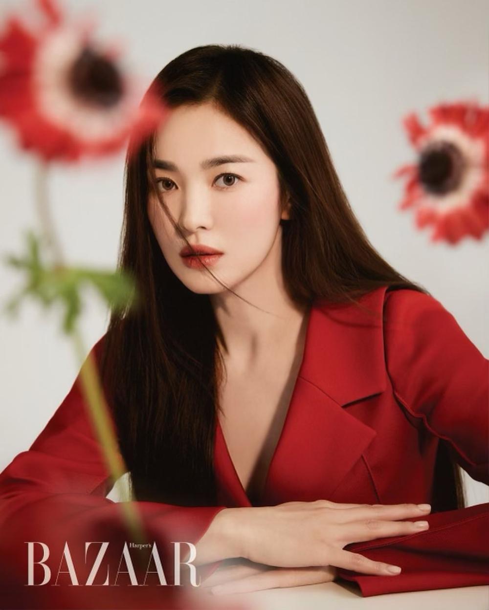 'Vợ chồng' Song Hye Kyo - Song Joong Ki đọ sắc: 'Em không là nàng thơ, anh cũng không là nhạc sĩ mộng mơ' Ảnh 6