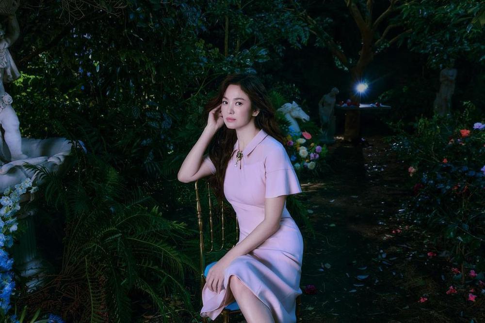 'Vợ chồng' Song Hye Kyo - Song Joong Ki đọ sắc: 'Em không là nàng thơ, anh cũng không là nhạc sĩ mộng mơ' Ảnh 8