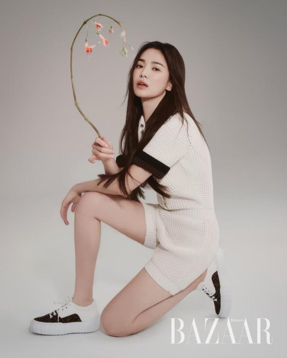 'Vợ chồng' Song Hye Kyo - Song Joong Ki đọ sắc: 'Em không là nàng thơ, anh cũng không là nhạc sĩ mộng mơ' Ảnh 9