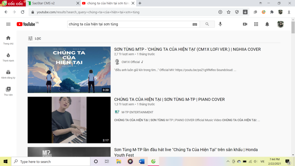 MV 'Chúng ta của hiện tại' biến mất khỏi Youtube: Sơn Tùng đang lung lay trước anti-fan? Ảnh 1