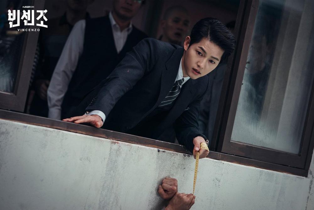 Ngoài 'Penthouse 2', có nên xem phim của Song Joong Ki - Park Shin Hye không? Ảnh 3
