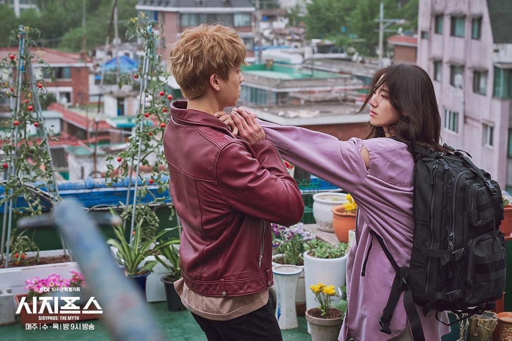 Ngoài 'Penthouse 2', có nên xem phim của Song Joong Ki - Park Shin Hye không? Ảnh 12