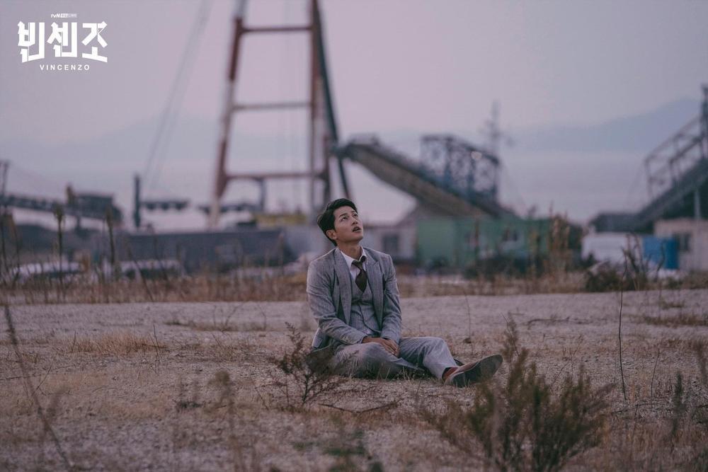 Ngoài 'Penthouse 2', có nên xem phim của Song Joong Ki - Park Shin Hye không? Ảnh 1