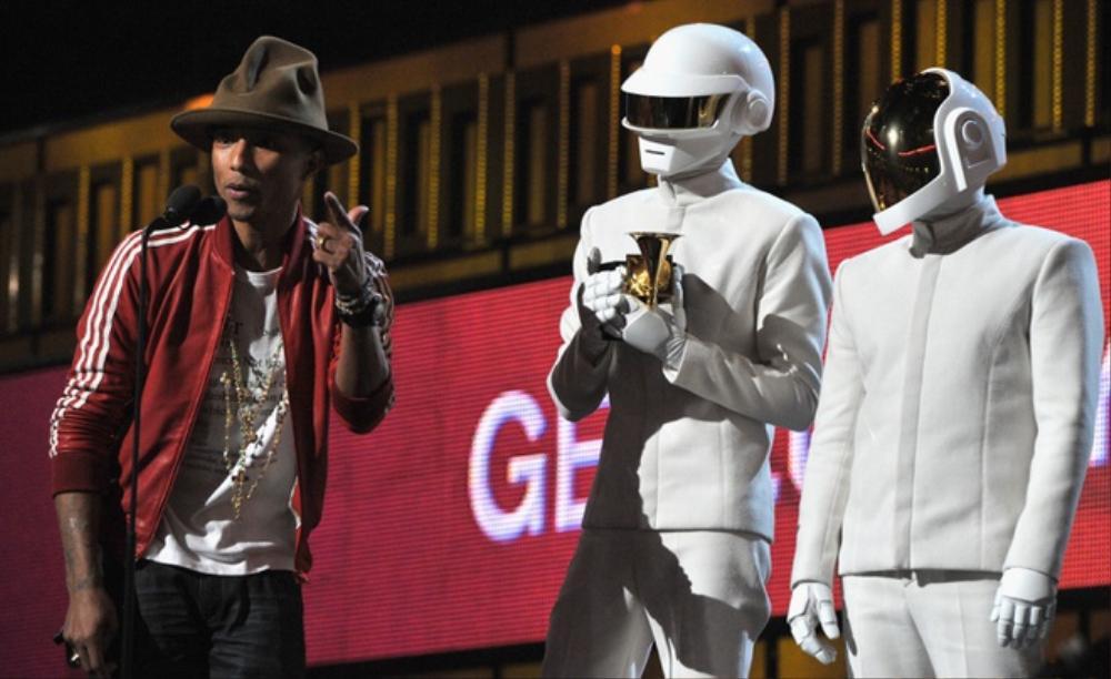 Nhóm nhạc giấu mặt Daft Punk tan rã Ảnh 2