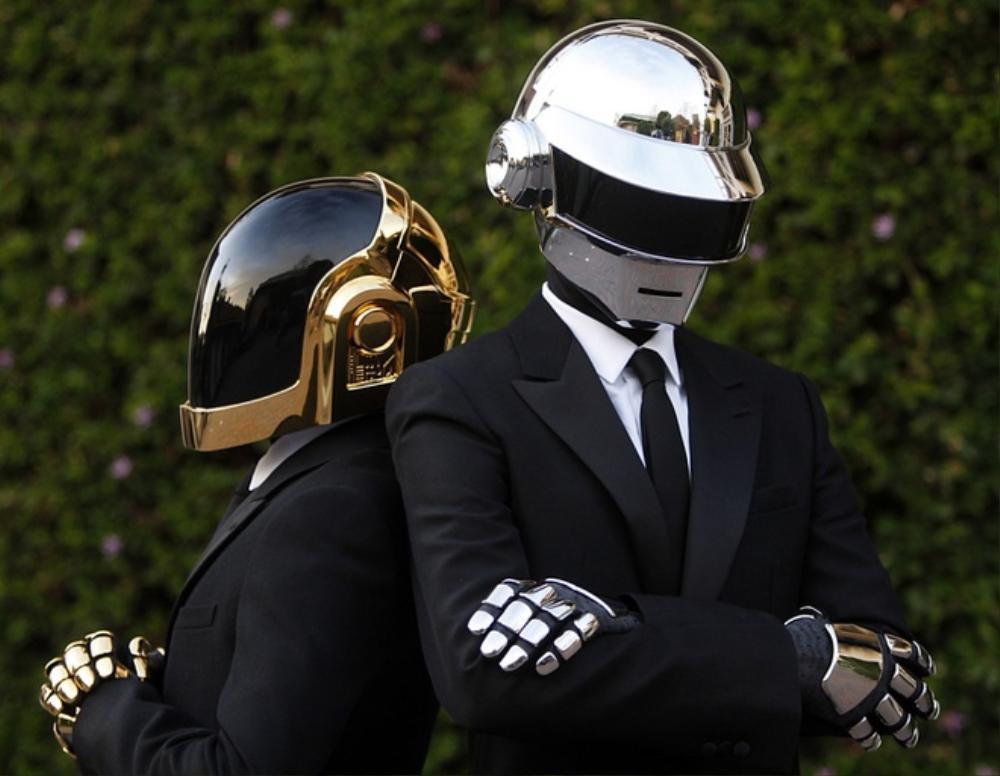 Nhóm nhạc giấu mặt Daft Punk tan rã Ảnh 1