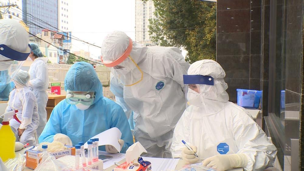 Hải Dương ghi nhận thêm 2 trường hợp nghi nhiễm COVID-19 Ảnh 1