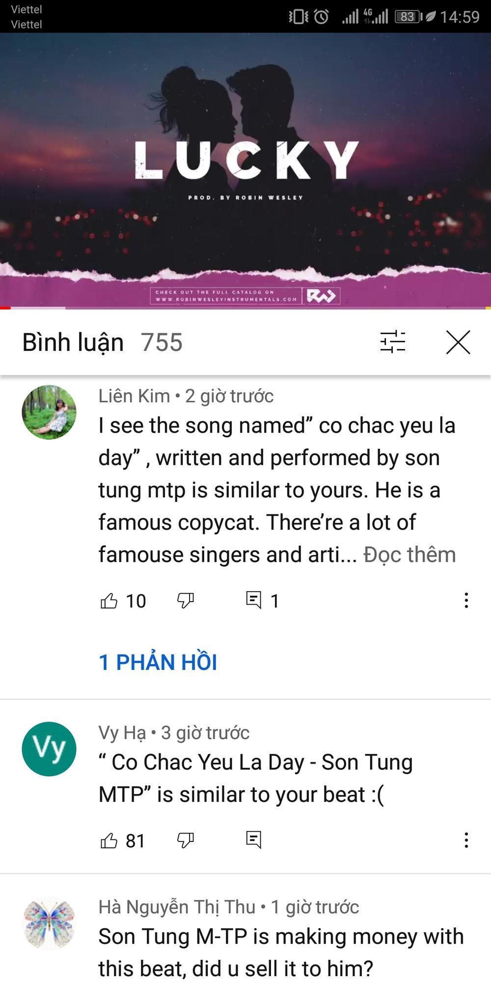 Fan Việt tố 'Có chắc đây là yêu' của Sơn Tùng đạo nhạc MV nước ngoài, chủ kênh bất ngờ vì quá giống? Ảnh 1