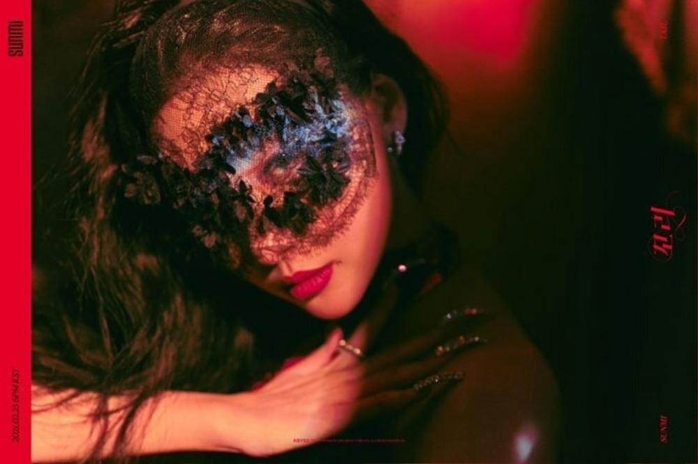 Sunmi chính thức 'lột xác' trở thành nàng miêu nữ quyến rũ trong MV mới Ảnh 5