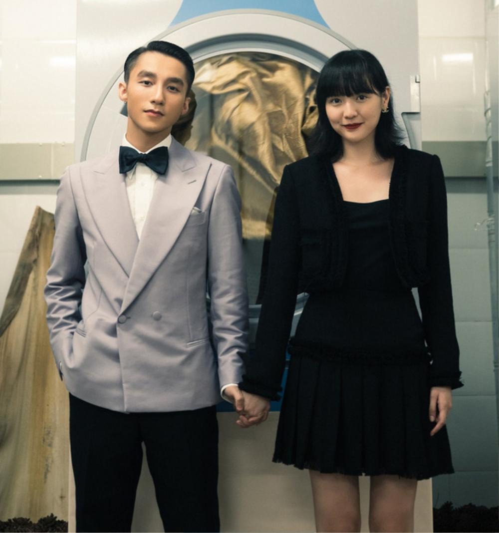 Hậu drama 'trà xanh', Thiều Bảo Trâm bị 'soi' dùng đồ đôi với Sơn Tùng? Ảnh 4