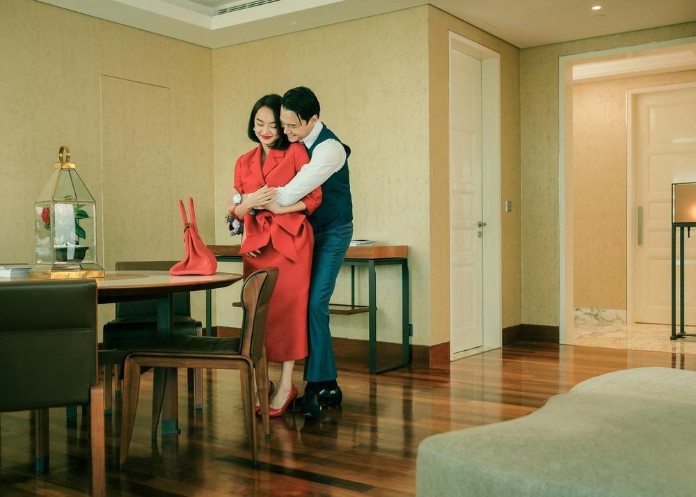 Những cảnh nóng đỏ mặt của Kaity Nguyễn trong 'Gái già lắm chiêu V' Ảnh 19