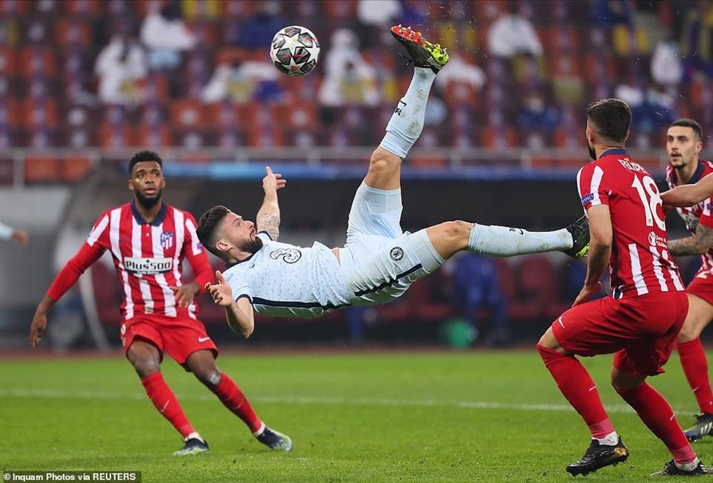 Bayern đặt một chân vào tứ kết, Chelsea giành lợi thế trước Atletico Madrid Ảnh 1