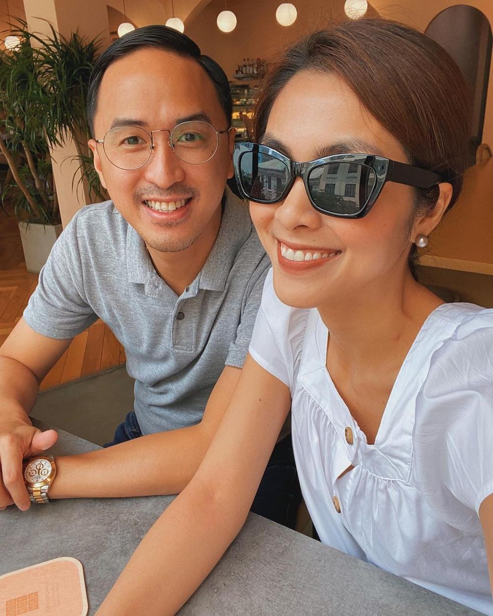 Hà Tăng đúng số hưởng khi có chồng Louis Nguyễn: Ra đường là đại gia nức tiếng, về nhà làm 'bố bỉm' số 1 Ảnh 7