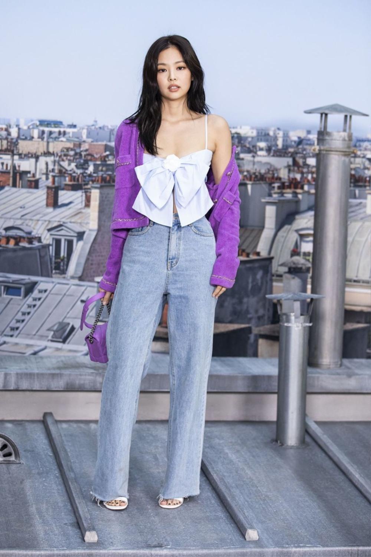 Sau tin đồn hẹn hò, hai đại sứ Chanel G-Dragon và Jennie Black Pink được fans mong chờ đi show cùng nhau Ảnh 2