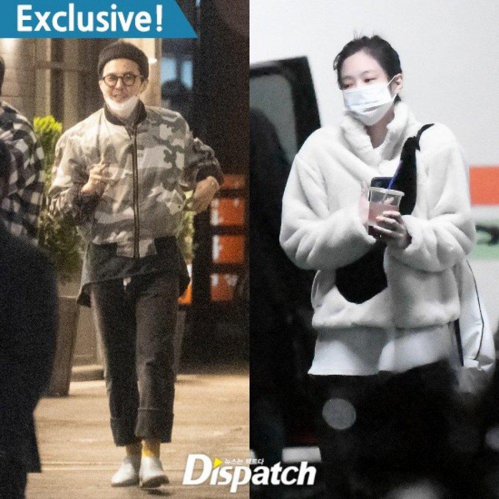 Dispatch tung tin G-Dragon và Jennie hẹn hò, Knet chưng hửng: 'Đây là một trò đùa sao?' Ảnh 1