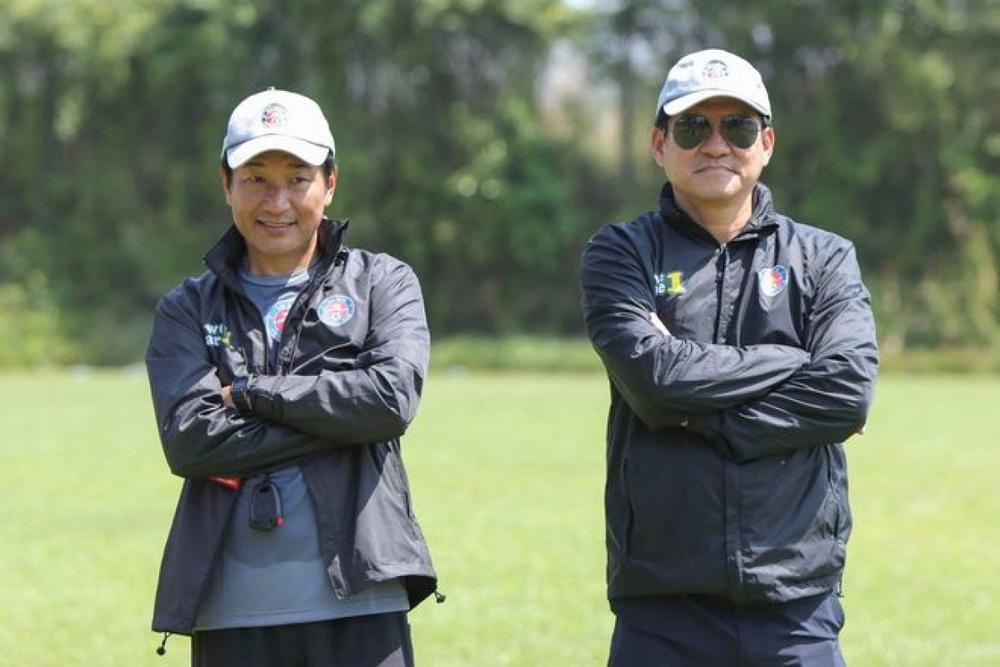 Sài Gòn FC thay tướng, HLV Vũ Tiến Thành về PVF Ảnh 1
