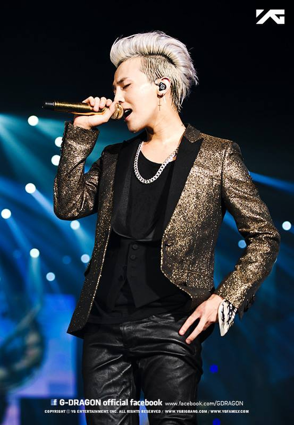 Giữa ồn ào đạo nhạc, dân mạng tâm đắc lời đáp trả của G-Dragon năm 2012: 'Kẻ đạo nhái tôi thật rẻ tiền' Ảnh 4