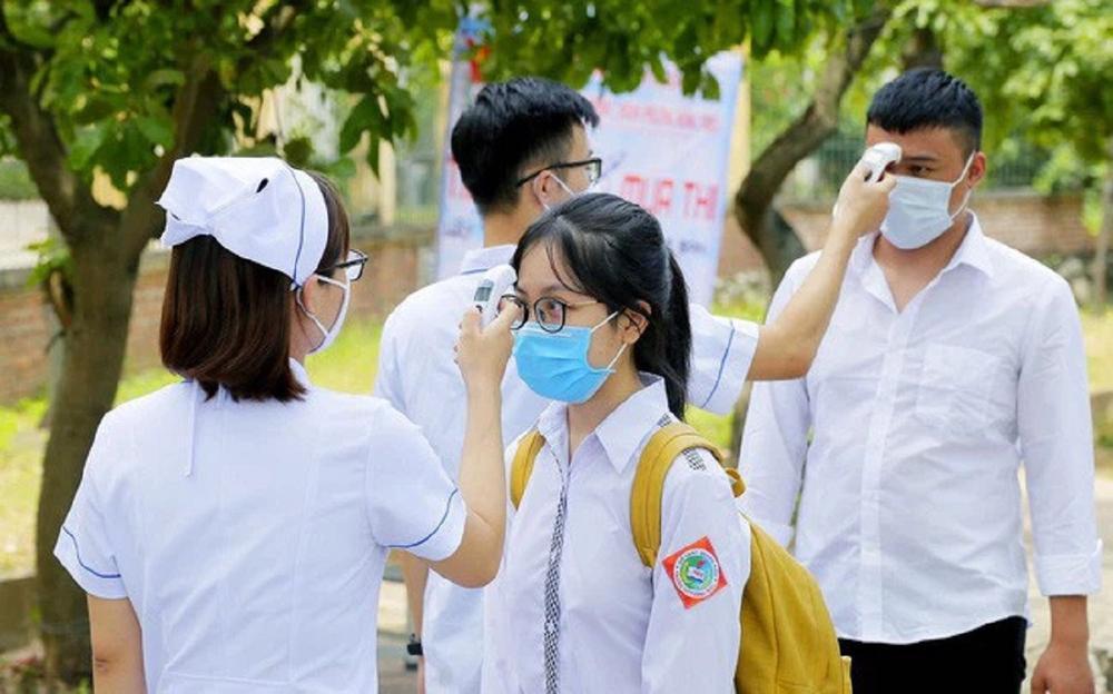 Chính thức: Học sinh, sinh viên TP.HCM quay trở lại trường học tập từ ngày 1/3 Ảnh 1