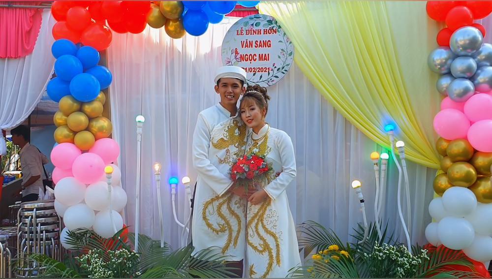 Bất ngờ về vợ sắp cưới của Sang Vlog: Gắn bó 4 năm kể từ lúc chưa có gì, luôn hỗ trợ bạn trai khi gặp khó Ảnh 3