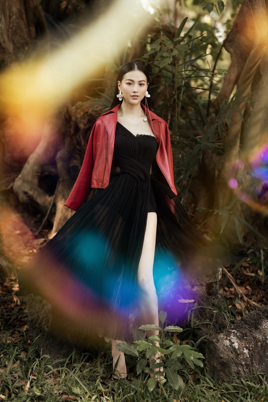 Hoa hậu Phương Khánh tái xuất đẹp mê hồn sau thời gian 'bốc hơi' Vbiz, dính tin đồn có bầu Ảnh 14