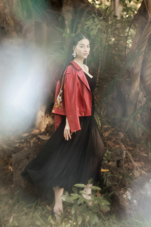 Hoa hậu Phương Khánh tái xuất đẹp mê hồn sau thời gian 'bốc hơi' Vbiz, dính tin đồn có bầu Ảnh 15