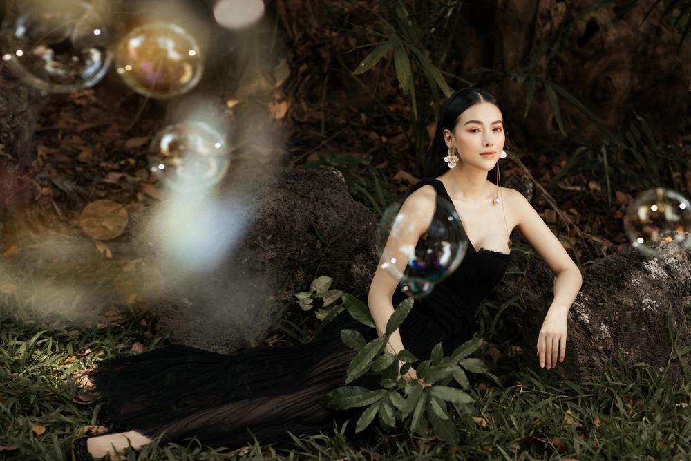 Hoa hậu Phương Khánh tái xuất đẹp mê hồn sau thời gian 'bốc hơi' Vbiz, dính tin đồn có bầu Ảnh 16