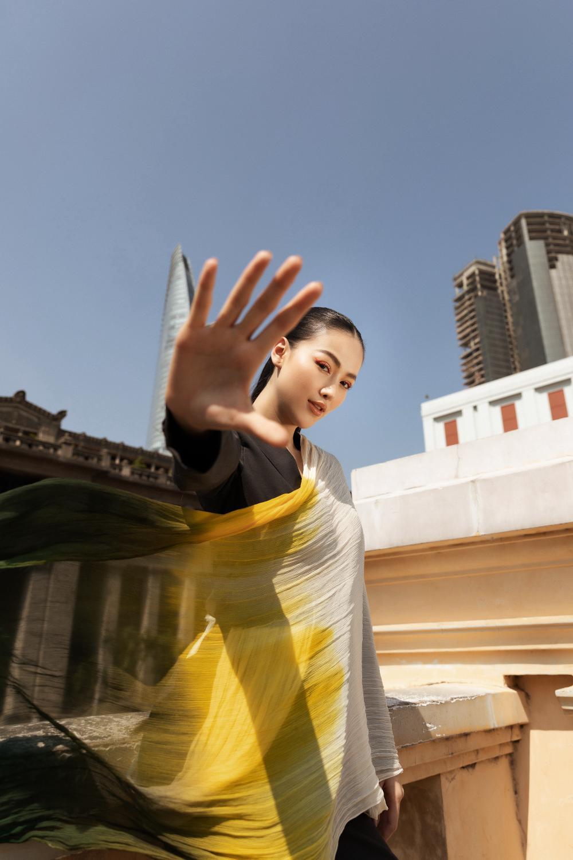 Hoa hậu Phương Khánh tái xuất đẹp mê hồn sau thời gian 'bốc hơi' Vbiz, dính tin đồn có bầu Ảnh 19