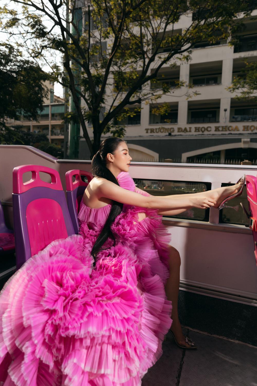 Hoa hậu Phương Khánh tái xuất đẹp mê hồn sau thời gian 'bốc hơi' Vbiz, dính tin đồn có bầu Ảnh 24
