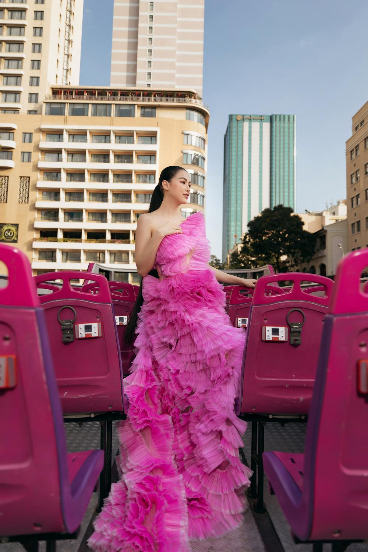 Hoa hậu Phương Khánh tái xuất đẹp mê hồn sau thời gian 'bốc hơi' Vbiz, dính tin đồn có bầu Ảnh 25