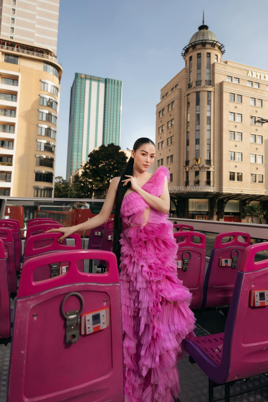 Hoa hậu Phương Khánh tái xuất đẹp mê hồn sau thời gian 'bốc hơi' Vbiz, dính tin đồn có bầu Ảnh 26