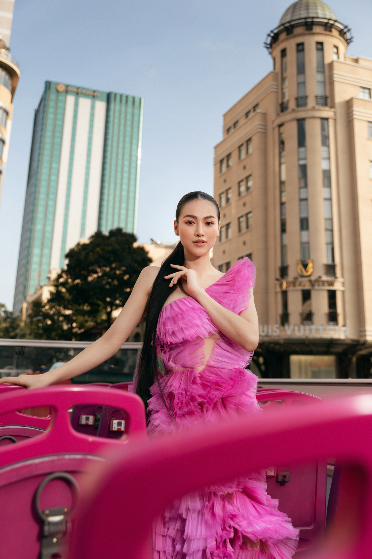 Hoa hậu Phương Khánh tái xuất đẹp mê hồn sau thời gian 'bốc hơi' Vbiz, dính tin đồn có bầu Ảnh 27