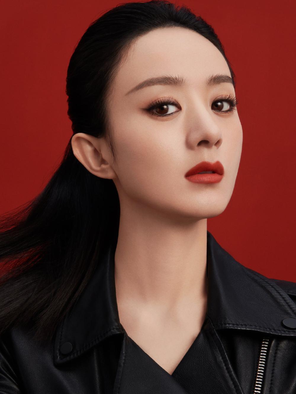 Triệu Lệ Dĩnh làm đại sứ mỹ phẩm, dân tình ùa vào chê bai sao makeup giống 'ma nữ' thế Ảnh 2