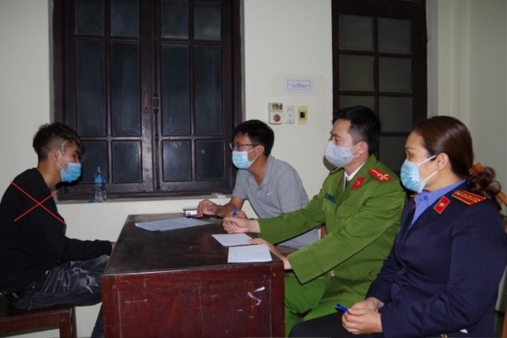 Lời khai nghi phạm sát hại thiếu nữ 16 tuổi ở Hà Nam Ảnh 1