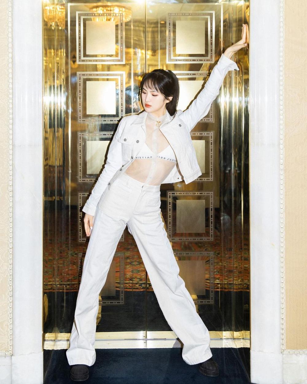 Phía Vương Nhất Bác nhận 'thẻ đỏ' từ ekip của 'cô công chúa' tập đoàn Huawei? Ảnh 7