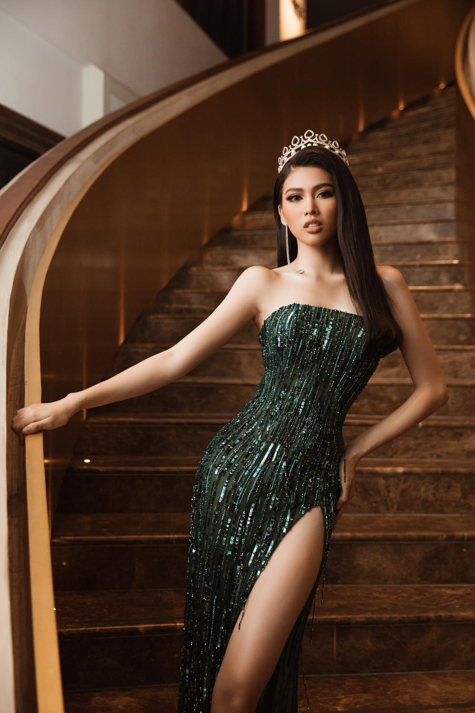 Ngọc Thảo được fan Thái khen tới tấp: Hài lòng nước chủ nhà, đẹp hơn cả hoa hậu Philippines Ảnh 5