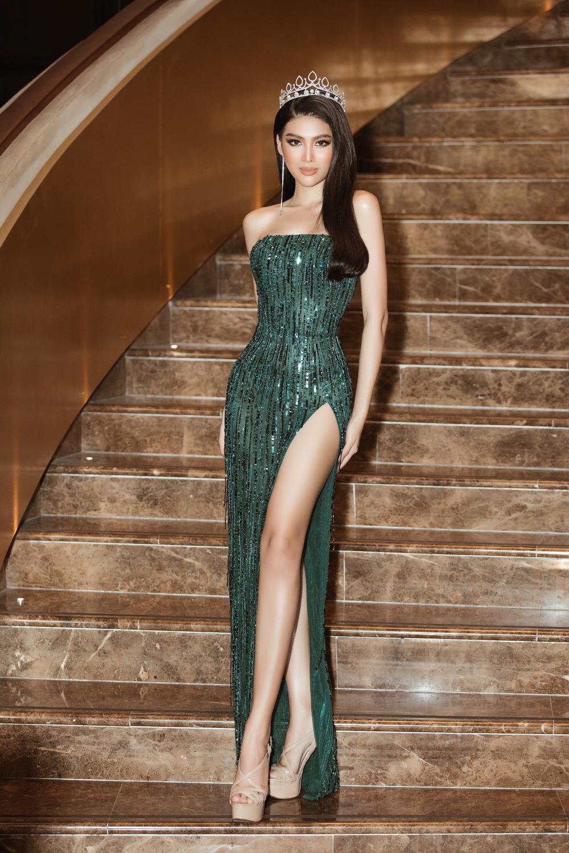 Ngọc Thảo được fan Thái khen tới tấp: Hài lòng nước chủ nhà, đẹp hơn cả hoa hậu Philippines Ảnh 6