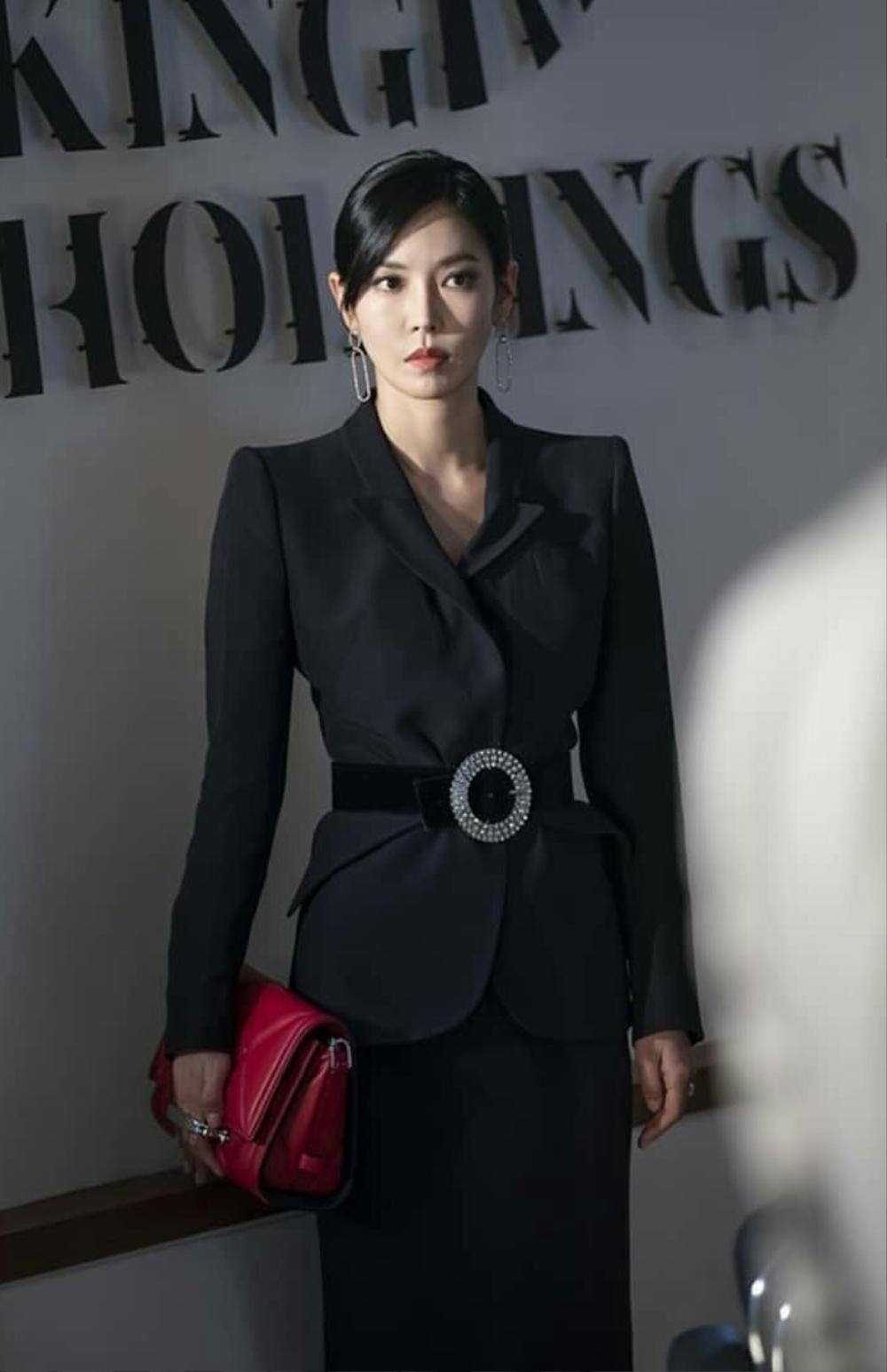 Phim 'Penthouse 2' xuất hiện thêm nhân vật mới, là chị em song song với bà cả Lee Ji Ah? Ảnh 5