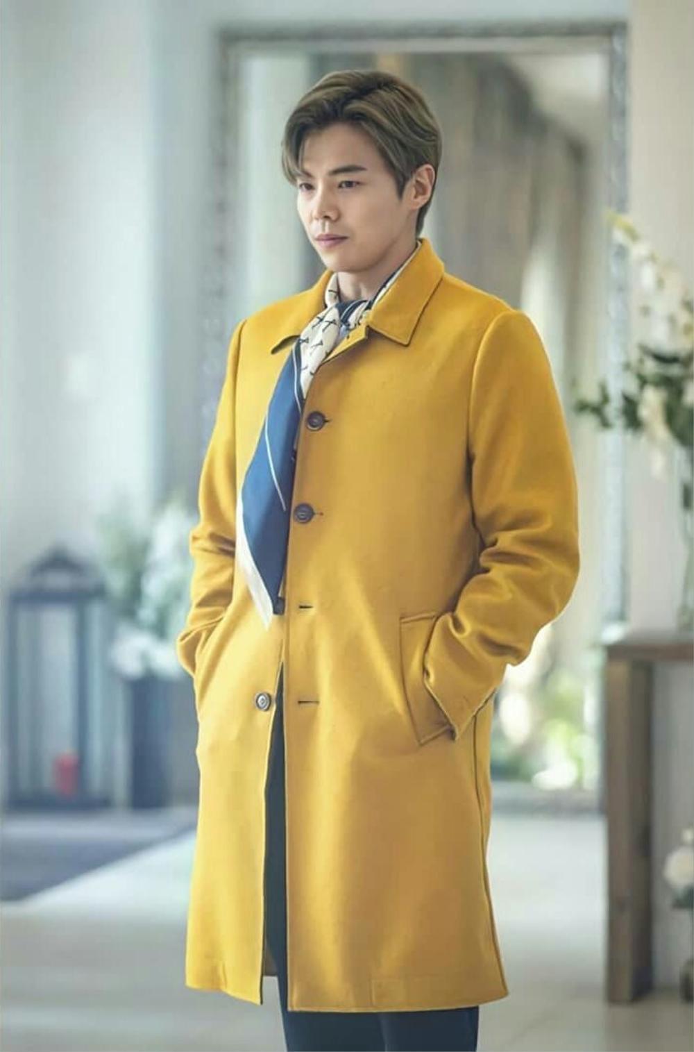 Phim 'Penthouse 2' xuất hiện thêm nhân vật mới, là chị em song song với bà cả Lee Ji Ah? Ảnh 10