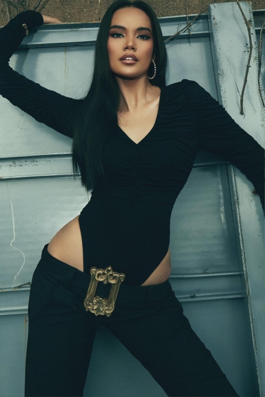Fan kỳ vọng Nam Em - Hoàng Phương - Hương Ly tham gia Hoa hậu Hoàn vũ Việt Nam 2021 Ảnh 25