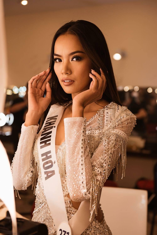 Fan kỳ vọng Nam Em - Hoàng Phương - Hương Ly tham gia Hoa hậu Hoàn vũ Việt Nam 2021 Ảnh 21