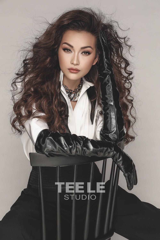 Fan kỳ vọng Nam Em - Hoàng Phương - Hương Ly tham gia Hoa hậu Hoàn vũ Việt Nam 2021 Ảnh 11