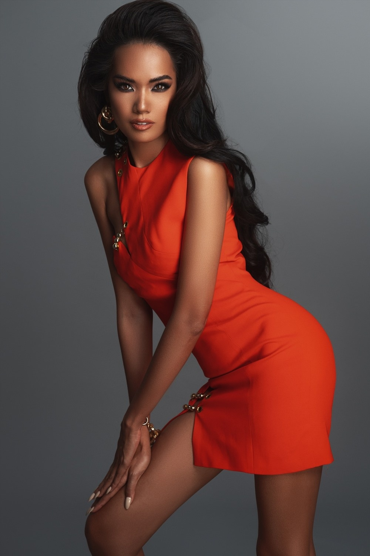Fan kỳ vọng Nam Em - Hoàng Phương - Hương Ly tham gia Hoa hậu Hoàn vũ Việt Nam 2021 Ảnh 23