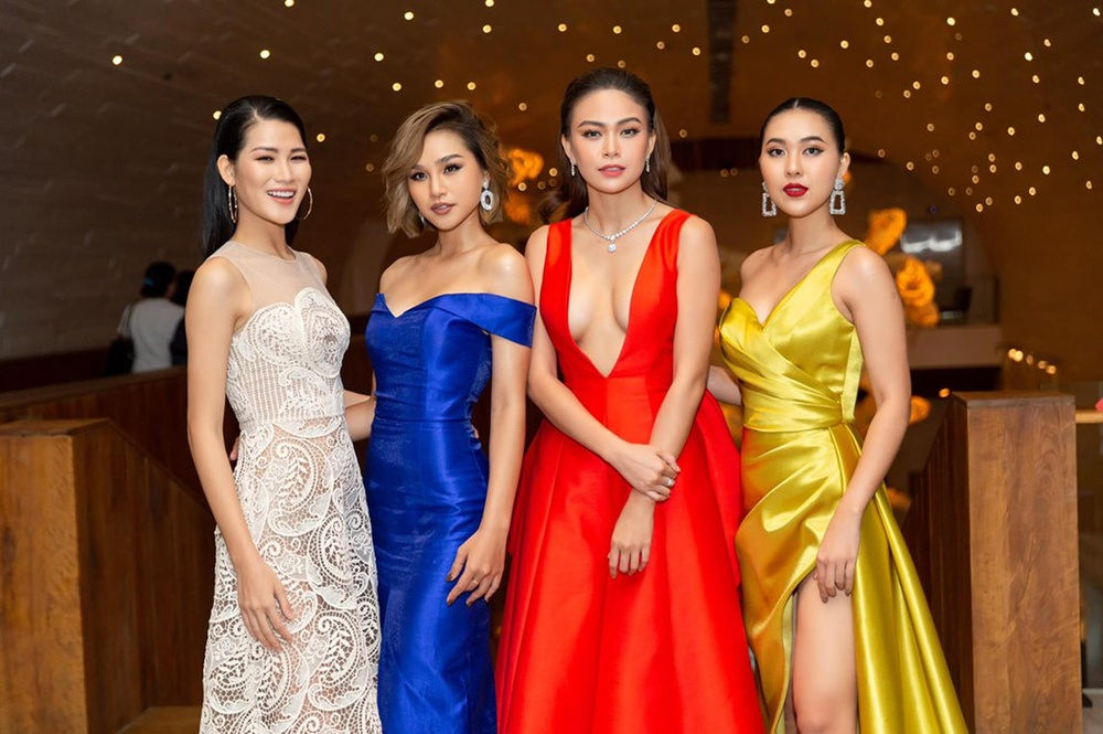 Fan kỳ vọng Nam Em - Hoàng Phương - Hương Ly tham gia Hoa hậu Hoàn vũ Việt Nam 2021 Ảnh 15
