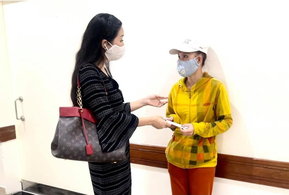 Trịnh Kim Chi công bố quỹ quyên góp hơn 200 triệu đồng: NS Thương Tín sẽ có thể hồi phục sau bạo bệnh Ảnh 4
